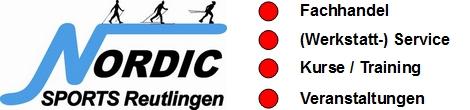 Nordic Sports Reutlingen – Shop